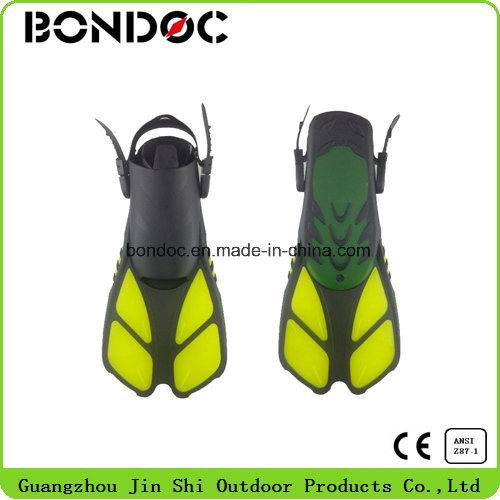 2017 Fashionable Snorkel Diving Fins Swimming Fins (JS-7042)