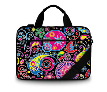 Butterfly Huado Laptop Bag Computer Handbag Notebook Fuction Fashion Leisure Business Bag