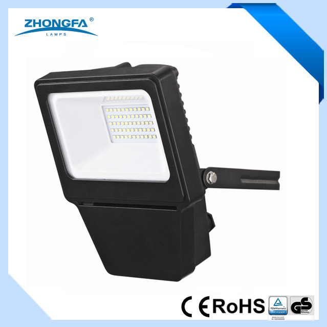 2400lm 30W LED Outdoor Light with Ce RoHS EMC Certificates