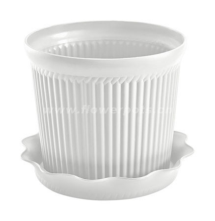 Color Plastic Flower Pot (KD9301N-KD9303N)