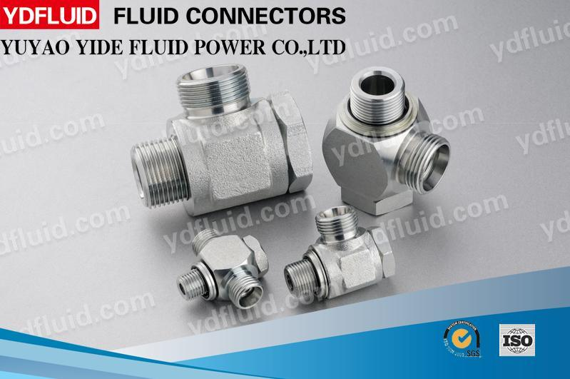 Factory Customized Best Selling Stainless Steel Hose Hydraulic Banjo Fitting