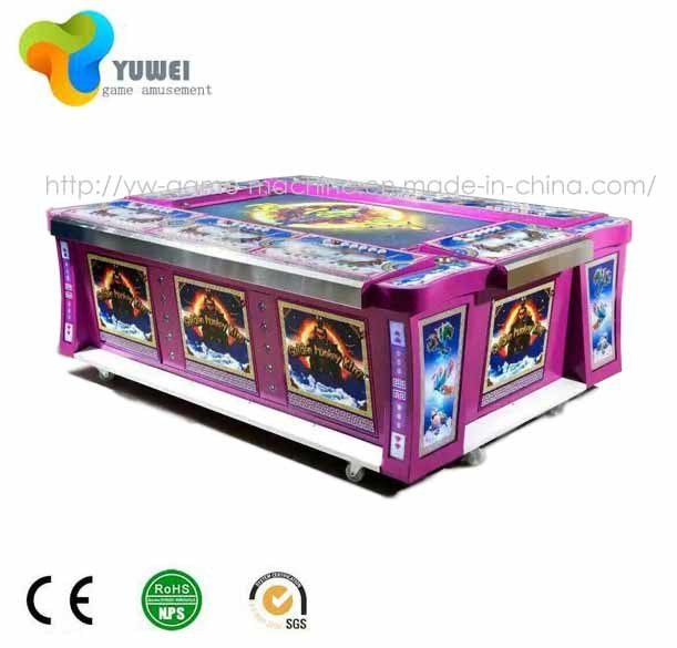 Cheap Thunder Dragon King Fish Hunter Arcade Game Machine for Sale
