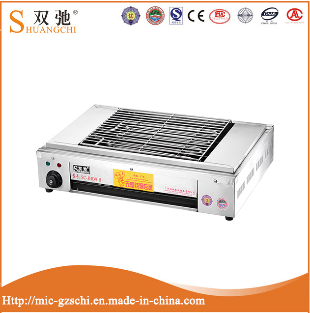 Sc-Jhd9-H Commercial Electric BBQ Grill for Sale