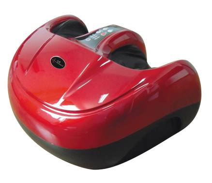 Heated Massage - Personal Kneading & Rolling Heads Foot Massager with Infra Red