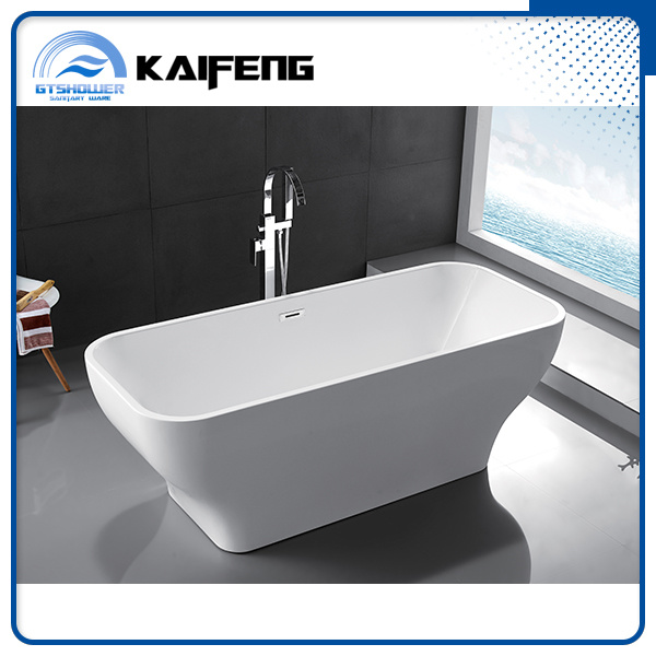 Upc Cheap Modern European Freestanding Soaking Tub (KF-726B)