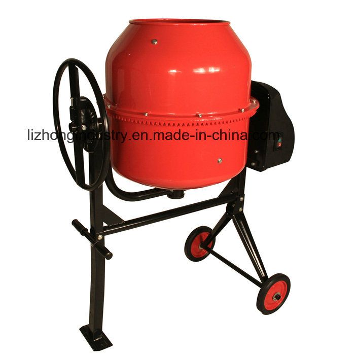 200L 800W Electric Concrete Mixer, Cement Mixer