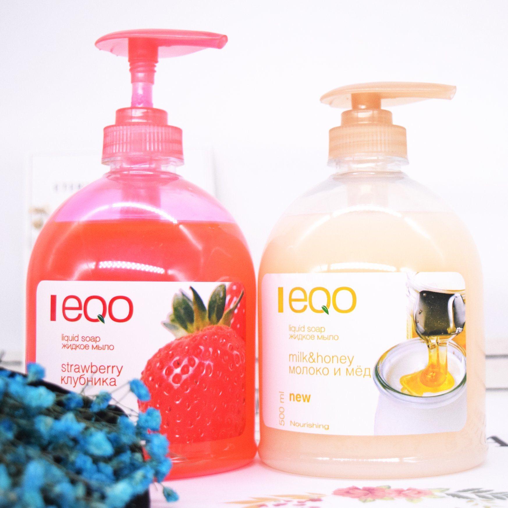 Natural Washing Liquid Soap Hand Wash Milk & Honey Nourishing