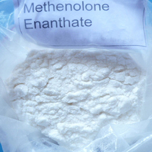 Hormone Steroid Powder Methenolone Enanthate