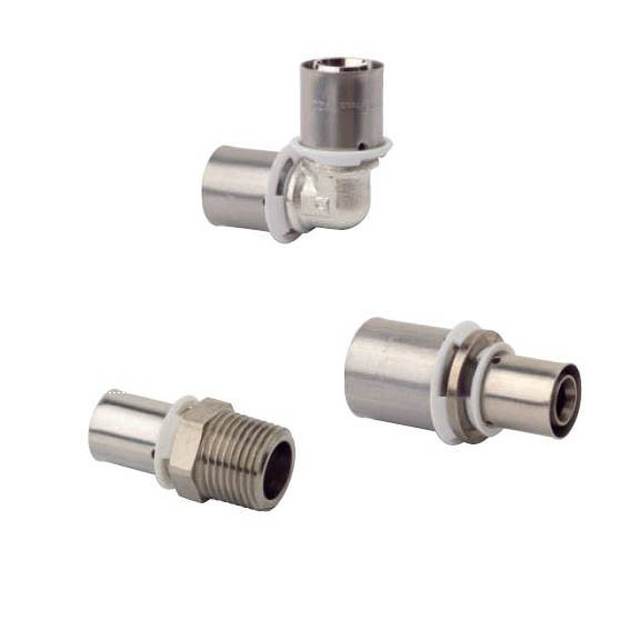 China u style stainless steel ring press fittings for