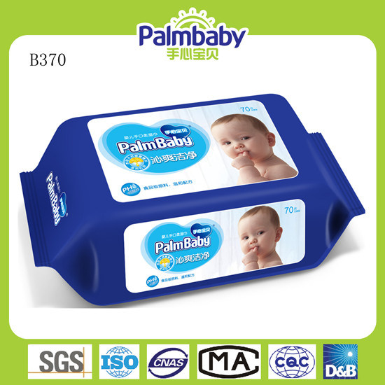 Nice Design Baby Wipe, Alcohol Free Antibacterial Wipes