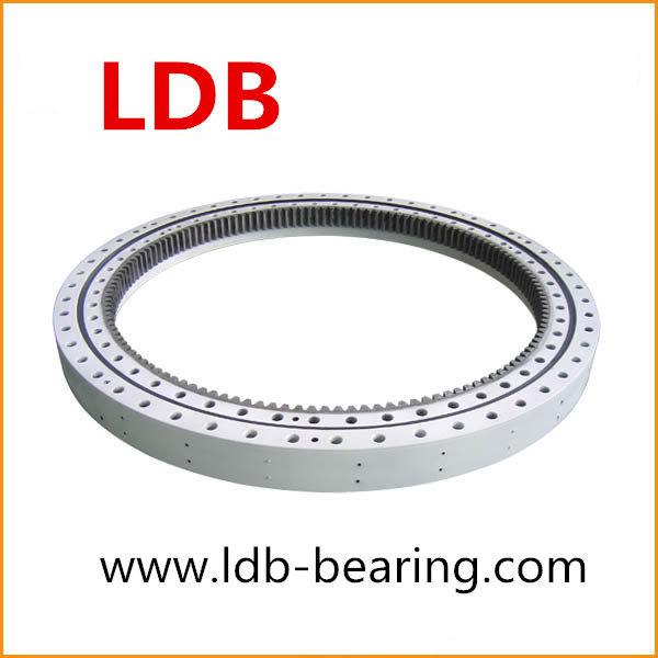 Seamless Rolled Bearings, Forged Steel Rings for Large Diameter Bearings, Slewing Ring (F003)