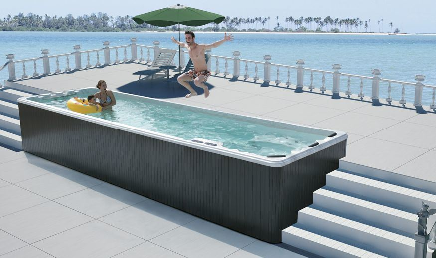 Swimming Pool Spa 875 x 518