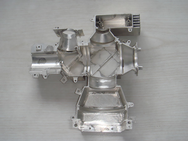 Low Volume Production Auto Engine Parts