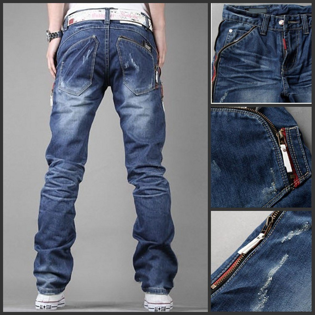 China 2016 Hot Sell New Fashion Style Men S Jeans Photos Pictures Made In