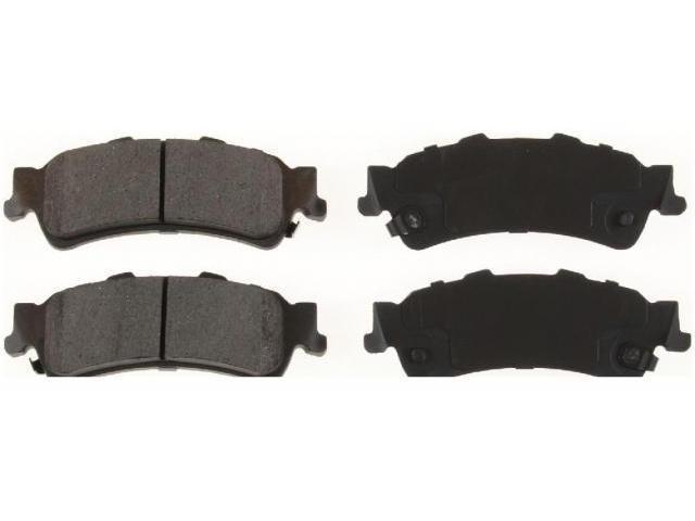 Auto Fmsi 7662-D792 Brake Pad Set for Chevrolet/Gmc/Cadillac