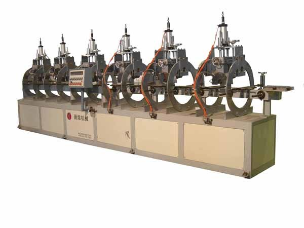 Profiles heat transfer machine