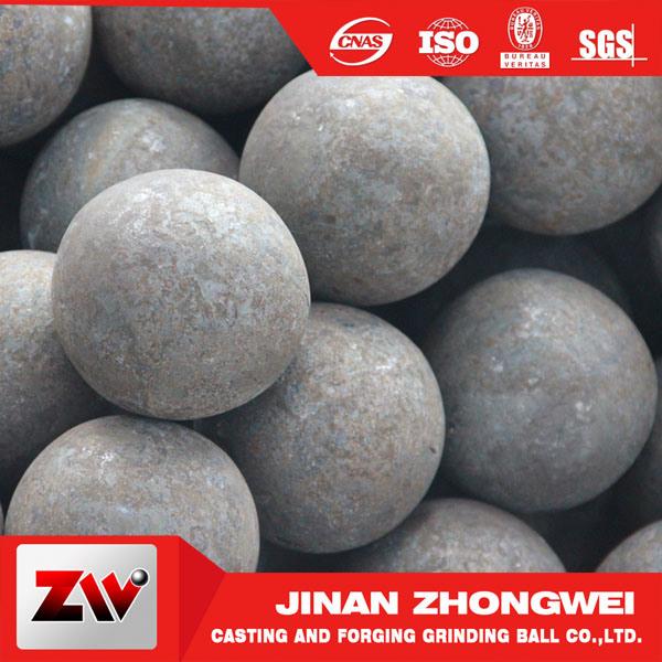 High Hardness Steel Grinding Balls