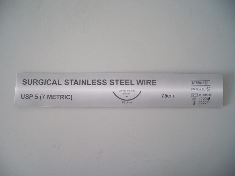 Surgical Stainless Steel Wire