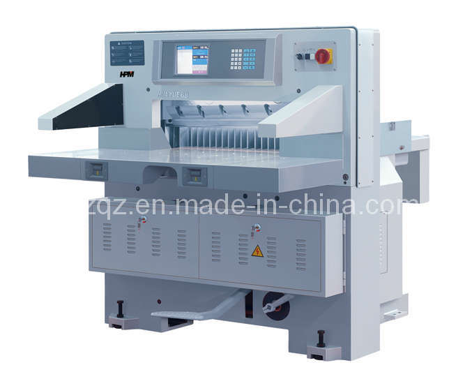 Full Hydraulic Energy-saving Paper Cutter (MQZK686/813)