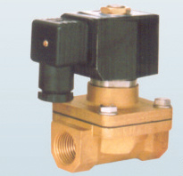 2/2 Way Brass Body Solenoid Valve (CE)