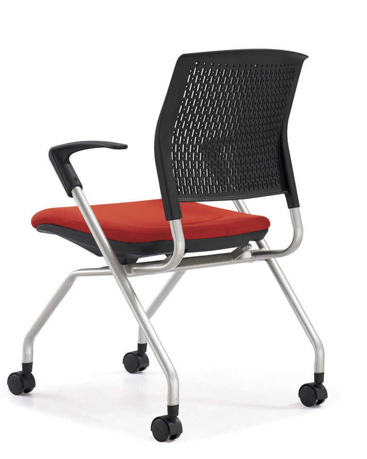 Stackable Folding Office Desk Chair