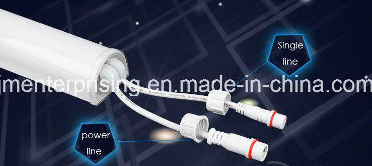 DMX LED Digital Light Tube Lighting 10W