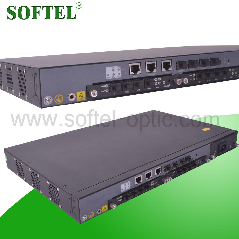 FTTX Epon Gepon 8 Pon Port Olt