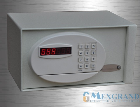 Mini Card Safe with Motor for Home/Hotel/Office (EMG160-M)