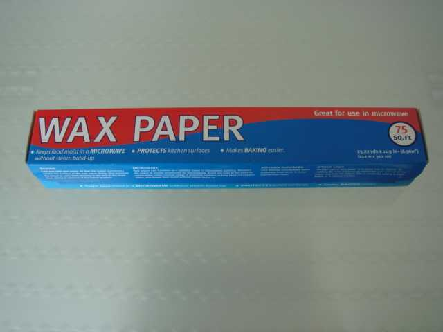 Where can i buy wax paper