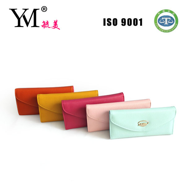 2014 Newest Beautiful Elegant Ladies Wallets Wholesale (Q-068-4)