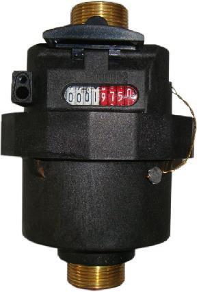 Volumetric Piston Plastic Water Meter (PD-LFC-S)