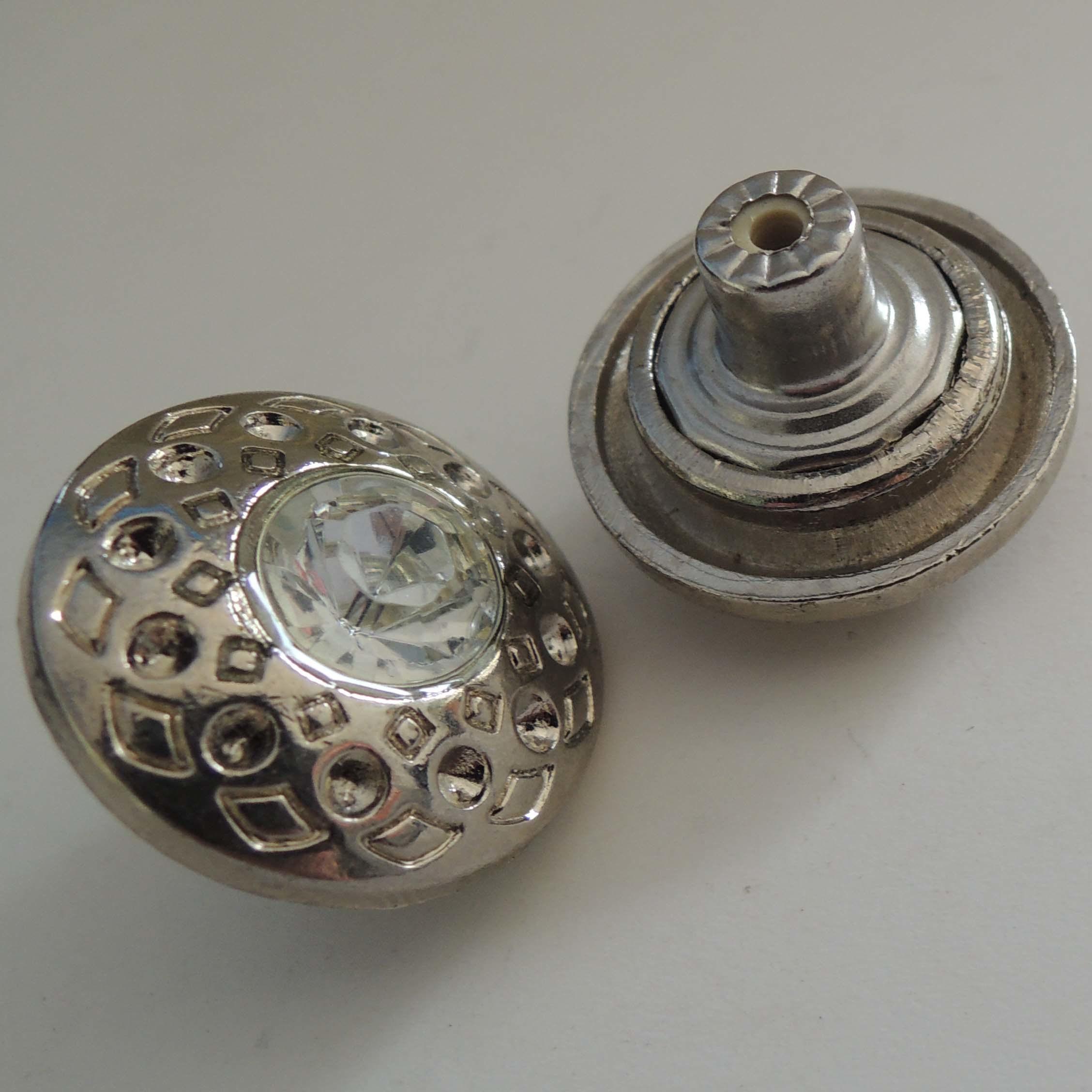 Customized Fashion Diamond Button for Jeans (DTMT069-11)
