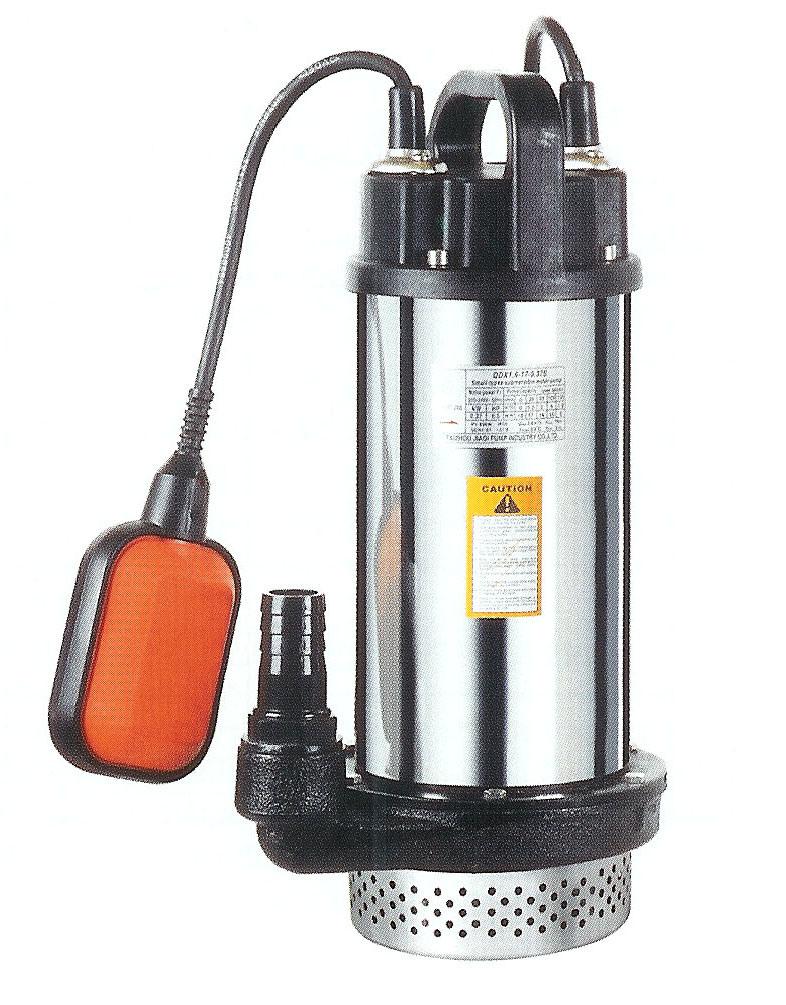 China Submersible Pump Qdx S Series China Pump
