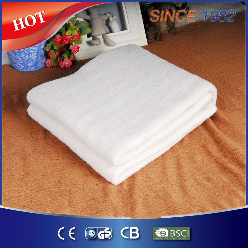 New 4 Heat Setting CB GS Ce Approval Electric Bed Warmer