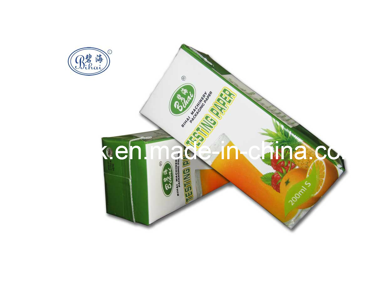Aseptic Laminated Packaging Paper