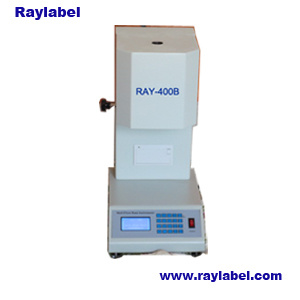 Melt Flow Indexer Machine, Melt Flow Rate Instrument, Flow Meter, Meter for Liquid (RAY-400B)