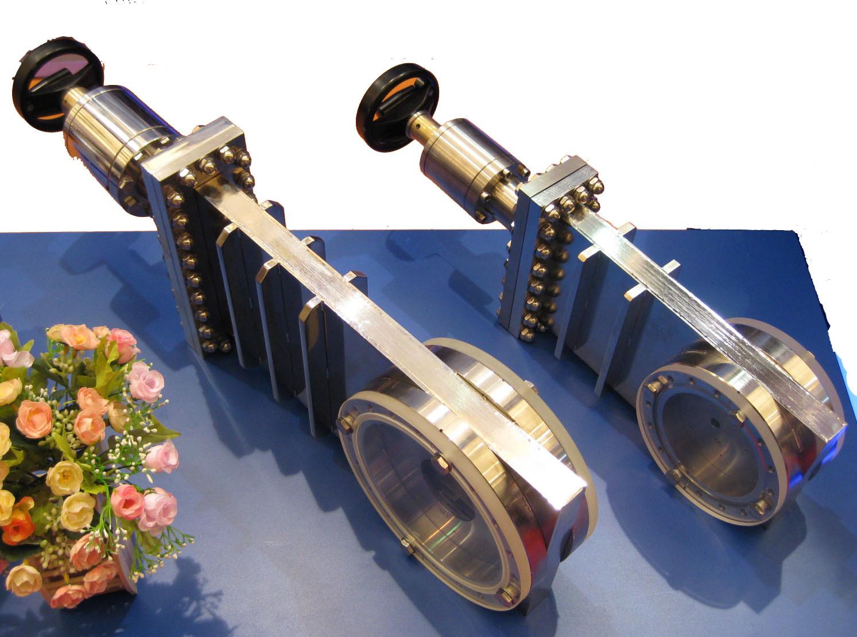 High Vacuum Vacuum Pump Valve