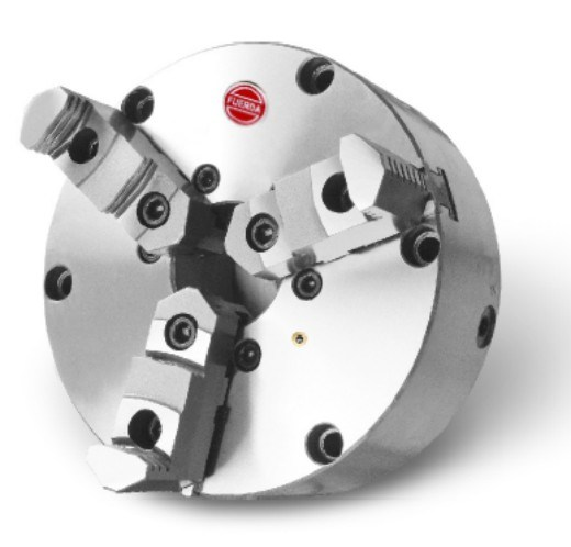Precision Adjustable 3-Jaw Self-Centering Chucks