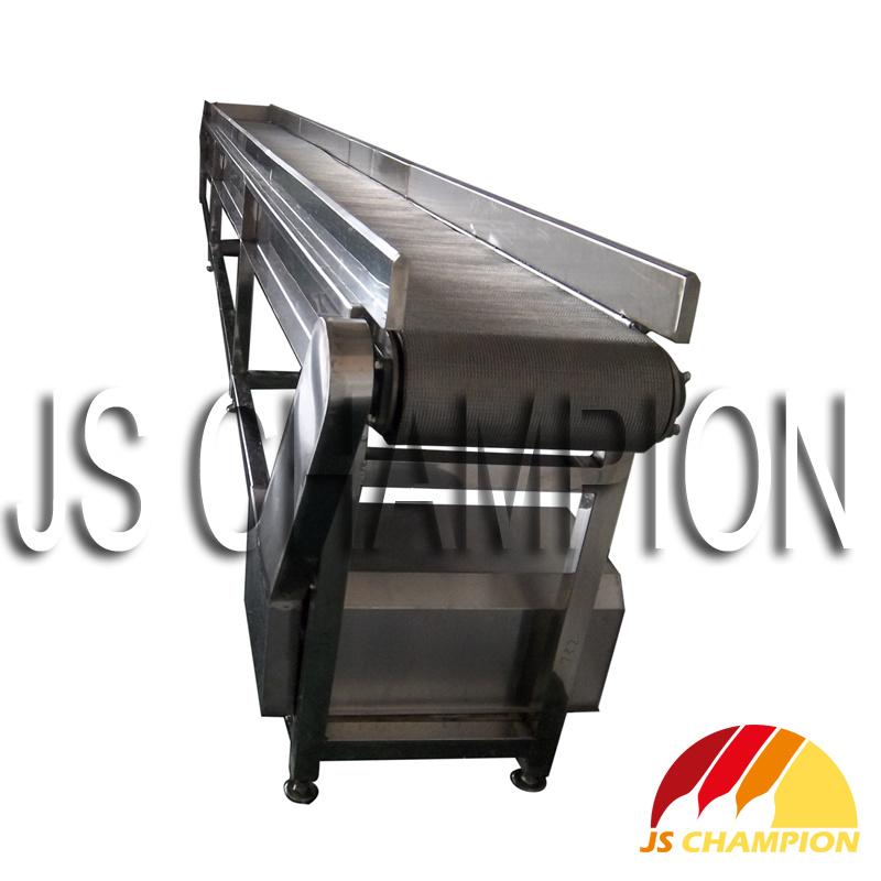 Chicken Feet Water Dripping Belt Conveyor