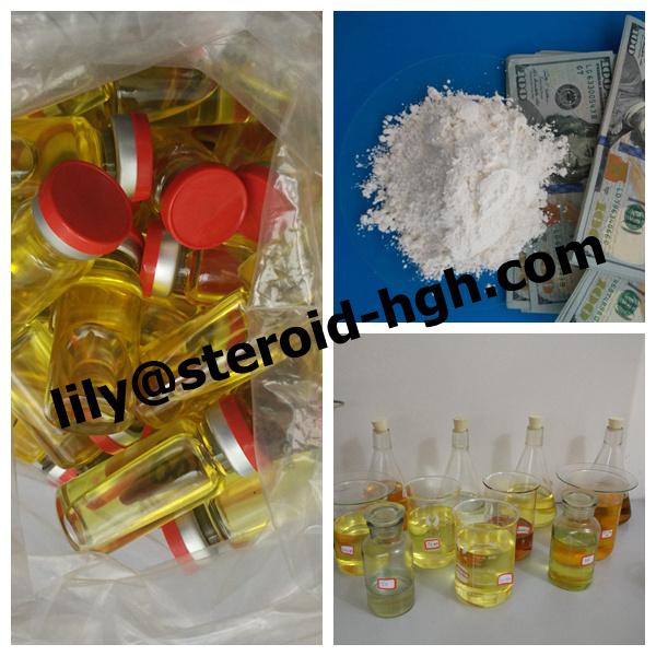 Steroid Raw Powder Methenolone Enanthate CAS-303-42-4