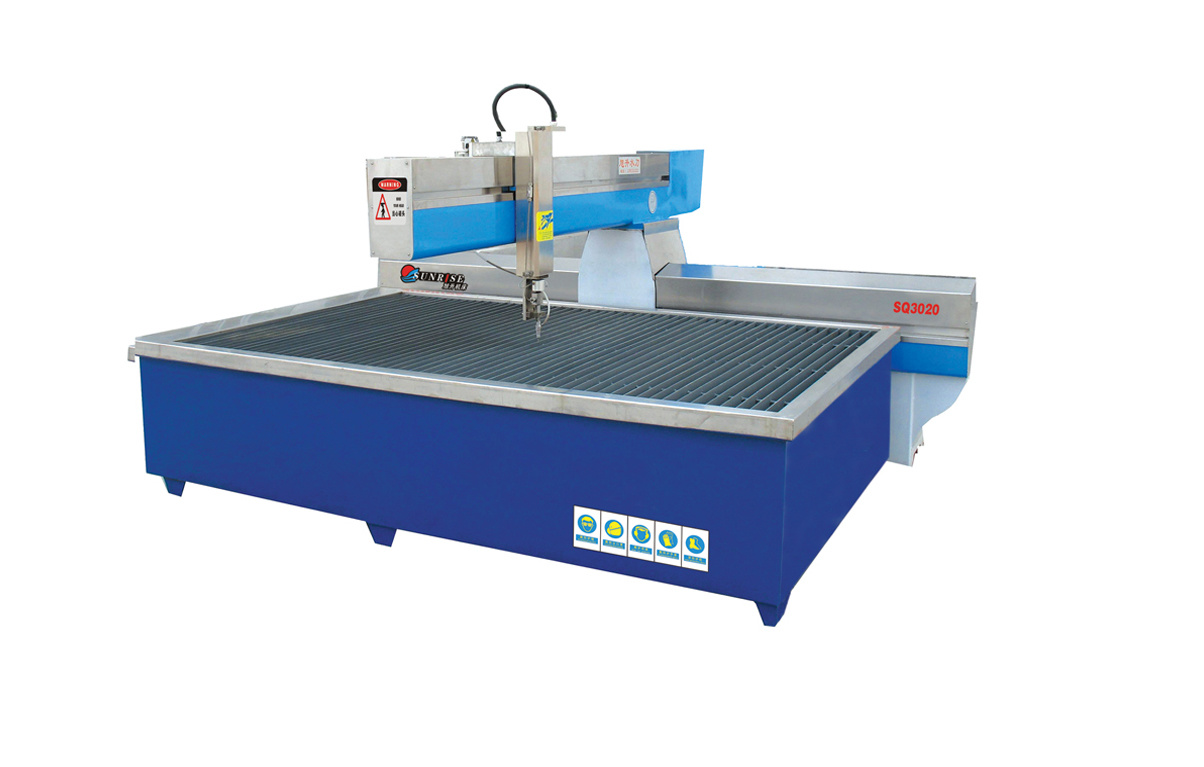 CNC Waterjet Machine (SQ4020)