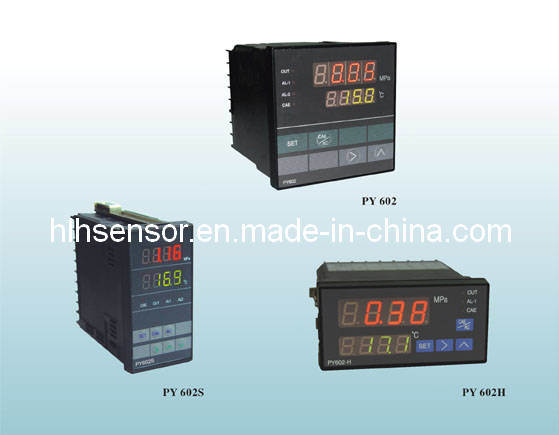 Pressure / Temperature Indicator