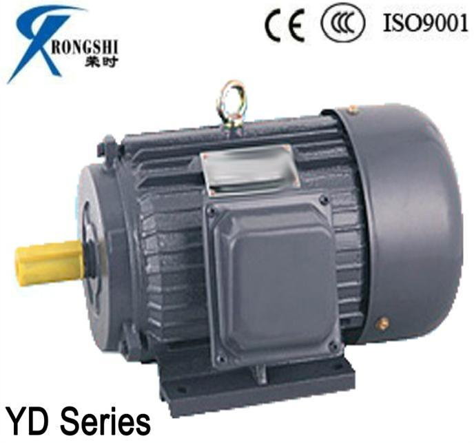 Ie2 Ce Three Phase Electric Motor Dc Motor Yd Series