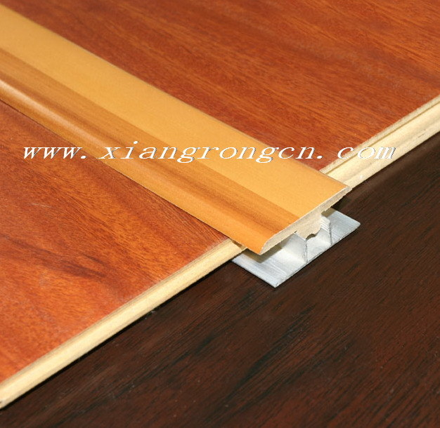 China t profile for laminate flooring accessory china t for Floor profile