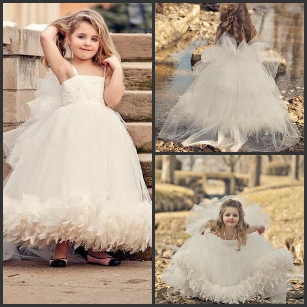 list detail dresses for little girls wedding dresses for girls Zoom