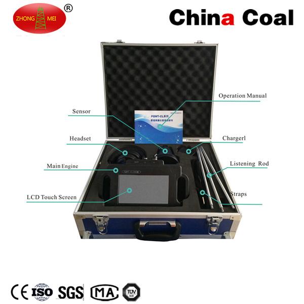 Pqwt-Cl300 Ultrasonic Underground Water Leak Detector