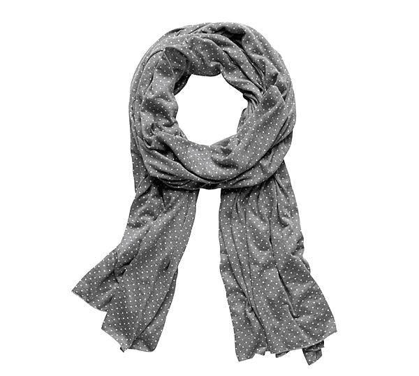 40.99 Fashionable Coffee 100% Silk Scarf - Fashion Scarves