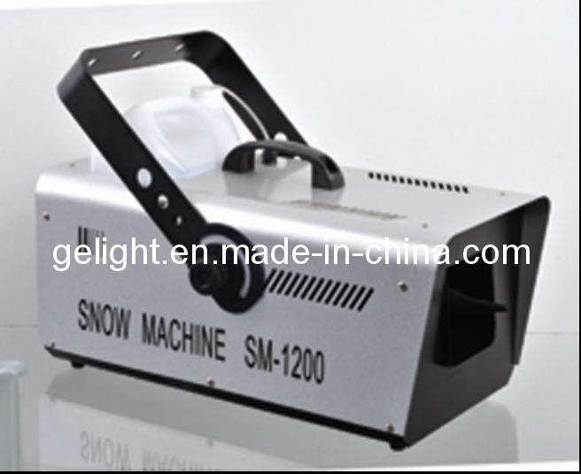 stage snow machine