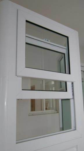 Aluminum Double Hung Windows : China aluminium double hung window