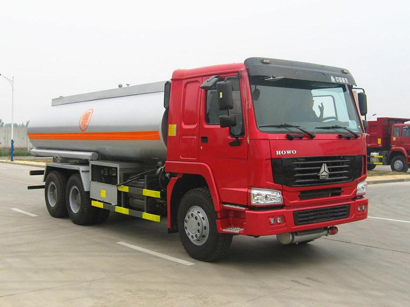 3 Axles Chemical Liquid Transport Tank Semi-Trailer